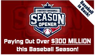 DraftKings Fantasy Baseball $15,000 Freeroll!