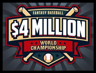 DraftKing's $4 Million Fantasy Baseball World Championship 2015