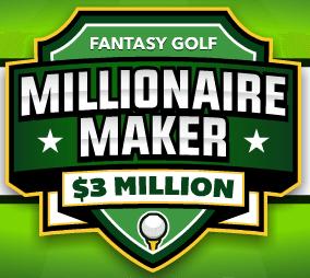 DraftKings $3 Million Fantasy Golf Millionaire Maker – The Open Championship