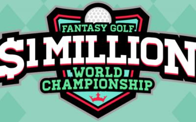 DraftKings $1 Million Fantasy Golf World Championship 2016