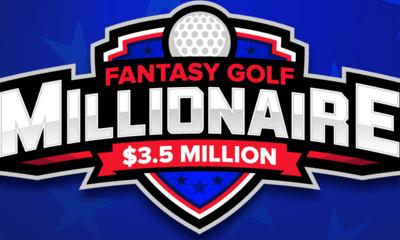 DraftKings $3.5 Million Fantasy Golf Millionaire