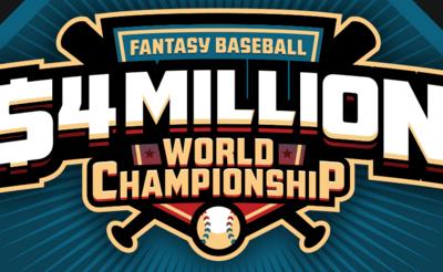 DraftKings $4 Million Fantasy Baseball World Championship 2016