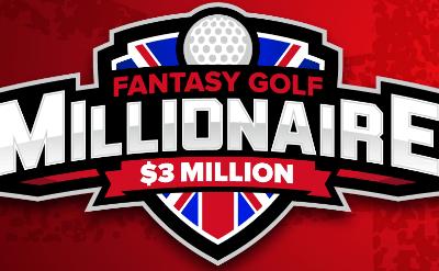 DraftKings $3 Million Fantasy Golf Millionaire