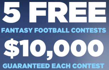 DraftKings NFL Freerolls