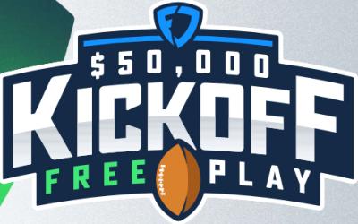 FanDuel $50,000 NFL Free Play