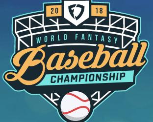 FanDuel World Fantasy Baseball Championship 2018